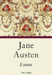 Okładka książki Emma Jane Austen
