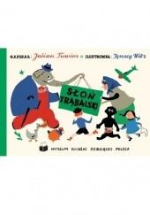 Okładka książki Słoń Trąbalski Julian Tuwim