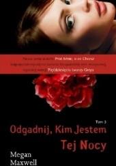 Okładka książki Tej nocy Megan Maxwell