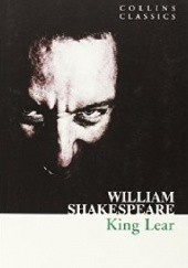 Okładka książki King Lear