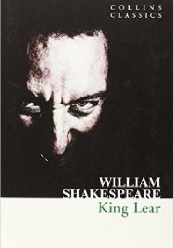 Okładka książki King Lear William Shakespeare