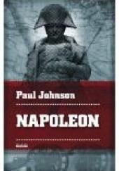 Okładka książki Napoleon Paul Johnson