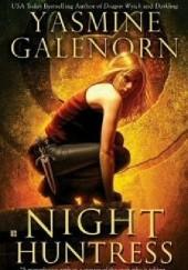 Okładka książki Night Huntress Yasmine Galenorn