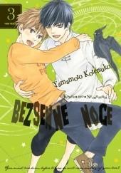 Okładka książki Bezsenne Noce 3 Kotetsuko Yamamoto