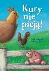 Okładka książki Kury nie pieją! A. H. Benjamin