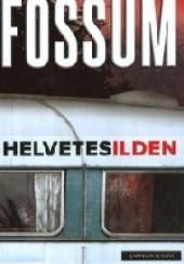 Okładka książki Helvetesilden Karin Fossum