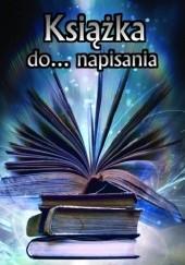 Okładka książki Książka do napisania Zakonspirowany Inspirator