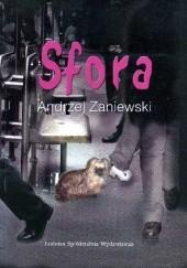 Okładka książki Sfora Andrzej Zaniewski