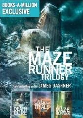 Okładka książki Thomas's First Memory of the Flare James Dashner