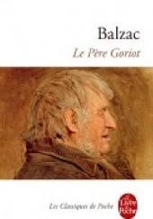 Okładka książki Le Père Goriot Honoré de Balzac