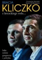 Okładka książki Bracia Kliczko. Z kozackiego rodu... Przemysław Słowiński,Danuta Uhl-Herkoperec