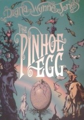 Okładka książki The Pinhoe Egg Diana Wynne Jones