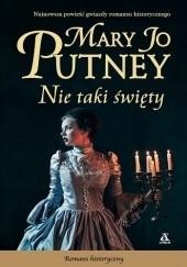 Okładka książki Nie taki święty Mary Jo Putney