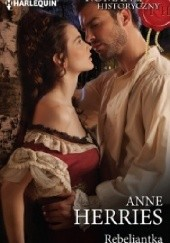 Okładka książki Rebeliantka Anne Herries