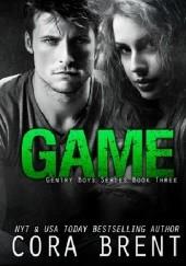 Okładka książki Game Cora Brent