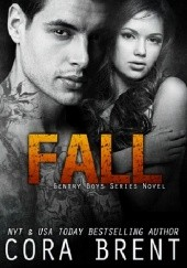 Okładka książki Fall Cora Brent