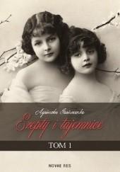 Okładka książki Szepty i tajemnice. Tom I Agnieszka Janiszewska