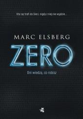Okładka książki Zero Marc Elsberg