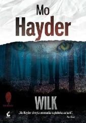 Okładka książki Wilk Mo Hayder