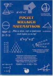 Okładka książki Poczet wielkich matematyków Włodzimierz Krysicki