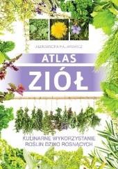 Okładka książki Atlas ziół. Kulinarne wykorzystanie roślin dziko rosnących Aleksandra Halarewicz