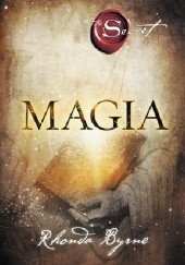 Okładka książki Magia Rhonda Byrne