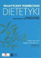 Okładka książki Praktyczny poradnik dietetyki Mirosław Jarosz