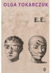 Okładka książki E.E. Olga Tokarczuk