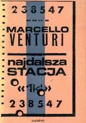 Okładka książki Najdalsza stacja Marcello Venturi