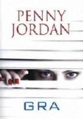 Okładka książki Gra Penny Jordan