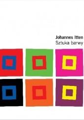 Okładka książki Sztuka barwy Johannes Itten
