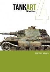Okładka książki Tank Art 4 Michael Rinaldi