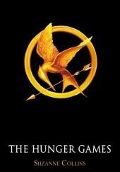 Okładka książki The Hunger Games Suzanne Collins