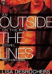 Okładka książki Outside the Lines Lisa Desrochers