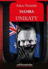 Okładka książki Mamba Adam Nasielski