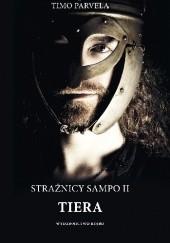 Okładka książki Strażnicy Sampo: Tiera Timo Parvela