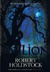 Okładka książki Avilion Robert Holdstock