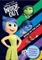 Okładka książki Disney Pixar Inside Out Book of the Film (Disney Book of the Film)