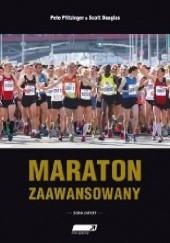Okładka książki Maraton zaawansowany Scott Douglas,Pete Pfitzinger