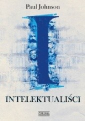 Okładka książki Intelektualiści Paul Johnson