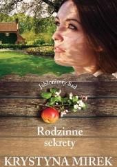 Okładka książki Rodzinne sekrety Krystyna Mirek