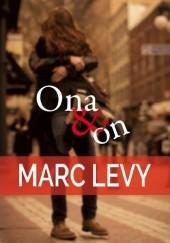 Okładka książki Ona i on Marc Levy