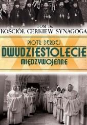 Okładka książki Kościół, cerkiew, synagoga Piotr Derdej