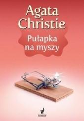 Okładka książki Pułapka na myszy Agatha Christie