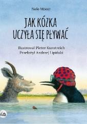 Okładka książki Jak kózka uczyła się pływać Nele Moost