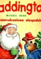 Okładka książki Paddington i bożonarodzeniowa niespodzianka