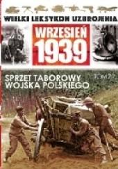 Okładka książki Sprzęt taborowy wojska polskiego. Paweł Janicki,Jędrzej Korbal
