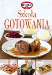 Okładka książki Szkoła gotowania August Oetker