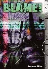 Okładka książki Blame! vol. 7 Tsutomu Nihei