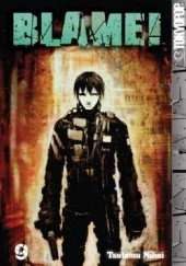 Okładka książki Blame! vol. 9 Tsutomu Nihei